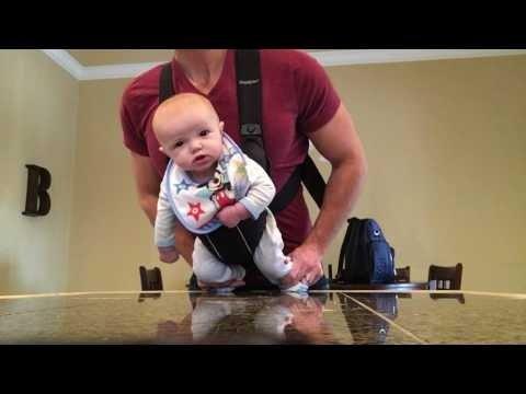 VIDEO: Mis saab siis, kui jätta beebi isaga kahekesi koju?