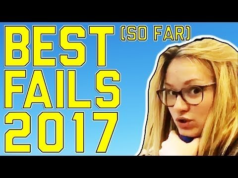 HITTVIDEO: Vaata ja naera! 2017. aasta esimene pool on kostitanud ennenägematute ebaõnnestumistega