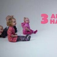 NIPINURK: Kolm vahvat harjutust, mis sinu beebi alati rõõmsaks teevad!