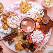 Dekoratiivne idee pühadelauale! Juustu ja singi asemel lao vaagnale hoopis kuuma kakao valmistamiseks vajalik!