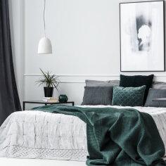 Viis nippi, kuidas mõistliku eelarvega tõeliselt luksuslik magamistuba kujundada