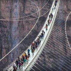VIDEO | Need on kõige hirmsamad sillad maailmas — kas julgeksid neist üle minna?
