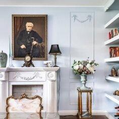FOTOD   Luksuslikku prantsuse lossi meenutav korter Mustamäe paneelmajas