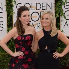 Tina Fey ja Amy Poehler juhivad tänavusi Kuldgloobuseid.
