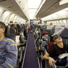 ÕUDNE | Need inimesed end küll lennukis tagasi ei hoidnud ja tekitasid teistes hoopis palju ebamugavust