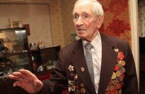 Ветеран Великой Отечественной: политики не должны манипулировать историей