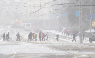 Потрепавший Швецию шторм добрался до Финляндии. Дойдет ли он до Эстонии?
