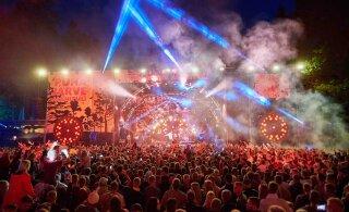 Pühajärve Jaanituli 2020 esimesed esinejad avalikud! Lava vallutavad Netsky, Julian Jordan ja uue kavaga Nublu
