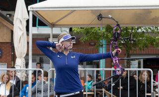 Eesti võitis vibuspordi noorte GP-etapilt neli medalit