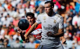 Keerulises seisus Madridi Real läheb Meistrite Liiga mängule vastu mitme põhimeheta