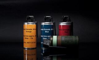 Kaitseväele ohtlikke suitsugranaate tarninud firmad peavad riigile maksma ligi 60 000 eurot