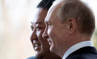 Путин и Ким Чен Ын не достигли договоренностей
