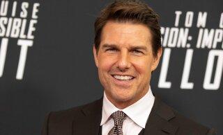 Hirmuäratav vahejuhtum võtteplatsil ajas Tom Cruise'i endast välja: see läks maksma terve varanduse