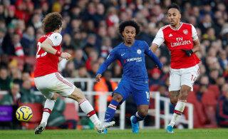 Willianist sai ametlikult Londoni Arsenali mängija
