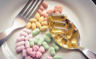 Inimesed ravivad end massiliselt toidulisanditega, arstid nende mõju ei kinnita