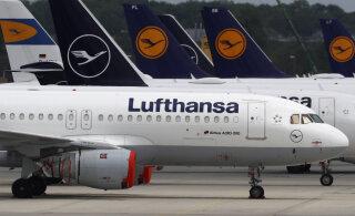 Руководство Lufthansa не исключает возможность банкротства концерна