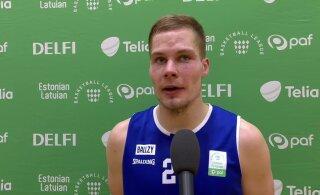 DELFI VIDEO | Egert Haller meenutab Permi: Sokuga nädal aega trennis võrdub mõnele mehele kogu hooaja kogemusega