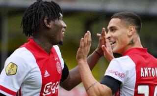 Uskumatu koslep: Amsterdami Ajax võitis Hollandi meistriliigas vastaseid 13 väravaga