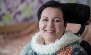 Jane Paberiti südamlik lugu lööb laineid ka Soome meedias, naist kimbutavad endiselt kristlased