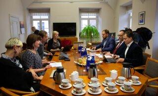 Смена власти в Тарту: соцдемы и реформисты обсуждают создание новой коалиции