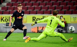 VIDEO   Bundesligas skooriti sel hooajal esimest korda väravavahi söödust