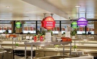 Tallink andis toidujäätmete vähendamise plaaniga eeskuju teistele Läänemere laevafirmadele
