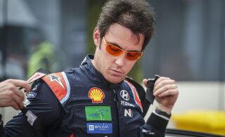 Portaal: Thierry Neuville'i viimase hetke otsus šokeeris Hyundaid
