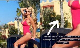 KLÕPS | Piinlik! Läti hokimängija kaasa jäi vahele kohutava Photoshopi töötlusega