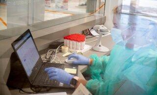 ГРАФИК: В Эстонии выявлено еще 47 больных коронавирусом