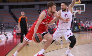 ВИДЕО: ЦСКА чудом избежал очередного поражения в Евролиге