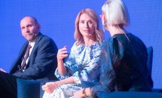 FOTOD | Kaja Kallas Reformierakonna 25. sünnipäeva galal: Eesti võiks näha kliimaneutraalsuses võimalust