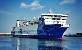 Раскритикованный в пух и прах новый паром Eckerö Line прибывает в Мууга