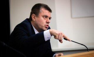 Eesti ei toeta enam paraadidel seksuaalvähemusi