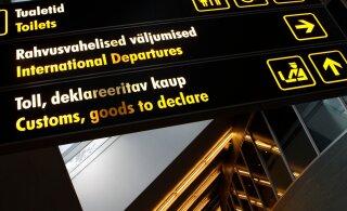 В торговом центре T1 Mall of Tallinn открылся пункт регистрации на авиарейсы