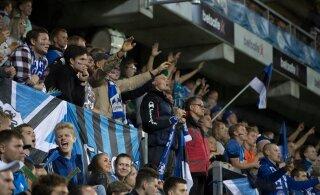 На матче Эстония - Германия ожидается рекордное количество зрителей