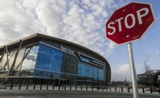 NBA meeskond sulges koroonahaige pärast oma treeningkeskuse