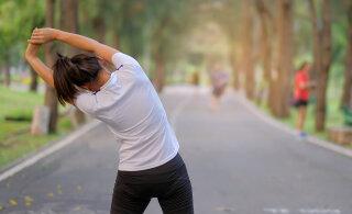 Naine, kes otsustas ennast iga päev venitama hakata, avaldab, mis muutused toimusid tema kehas kahe nädala möödudes