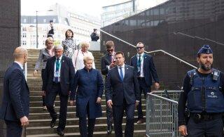Страны Балтии и ЕС утвердили план отключения от энергосистемы России