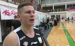 DELFI VIDEO | Pärnu tagamees Eesti-Läti ühisliiga tasemest: kõik meeskonnad on võrdsemaks muutunud
