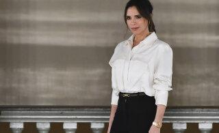 Victoria Beckham: hirmus, et inimesed jälgivad ja kritiseerivad kõike, mida mu lapsed sotsiaalmeedias teevad