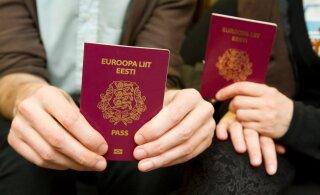 Гражданство Эстонии в этом году получили граждане 18 стран