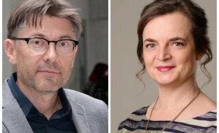 Mis saab Tallinna ülikoolist? Esimeses rektoridebatis kohtuvad Katrin Niglas ja Tõnu Viik