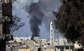 Германия обвинила Россию в военных преступлениях в Сирии