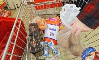 ПОТРЕБИТЕЛЬСКАЯ КОРЗИНА | Что станет с ценами, когда в Эстонии откроется первый магазин Lidl?