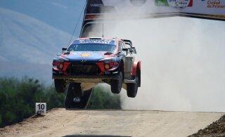 Sardiinia WRC-etapi korraldajatel ilmnes uus probleem