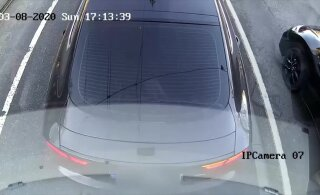 ВИДЕО | Быстрая реакция водителя трамвая предотвратила ДТП
