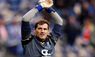 FOTO | Legendaarne Casillas teatas oma karjääri lõpetamisest