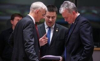Politico: страны Балтии взяли в заложники фонд восстановления ЕС ради финансирования Rail Baltica