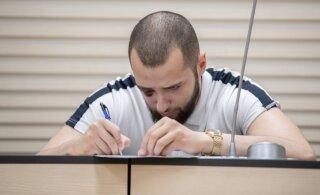 Иса Халилов в суде: скорость была где-то 120 км/ч