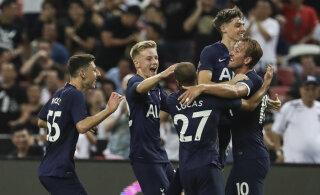 VIDEO | Harry Kane'i pöörane värav keskringist murdis Juventuse